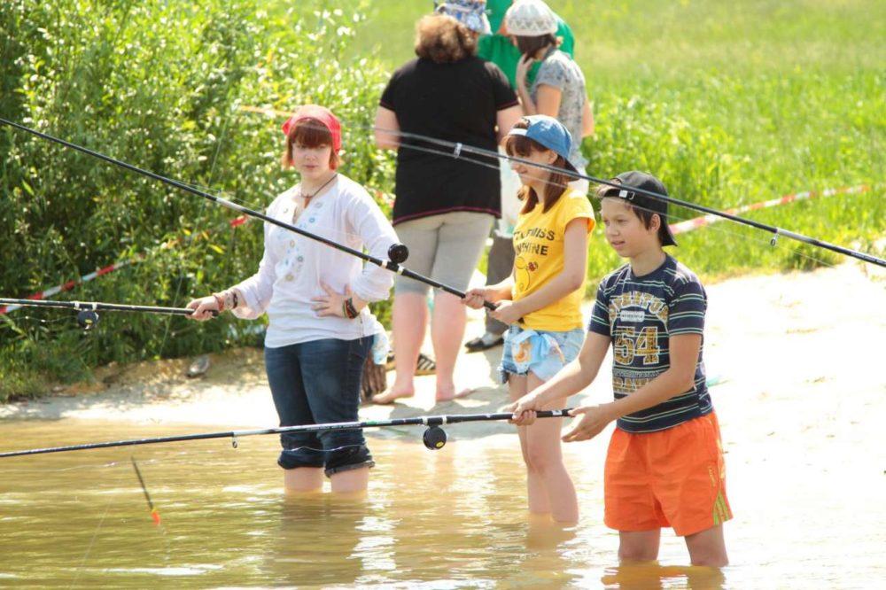 Бизнес-идея школа рыбной ловли