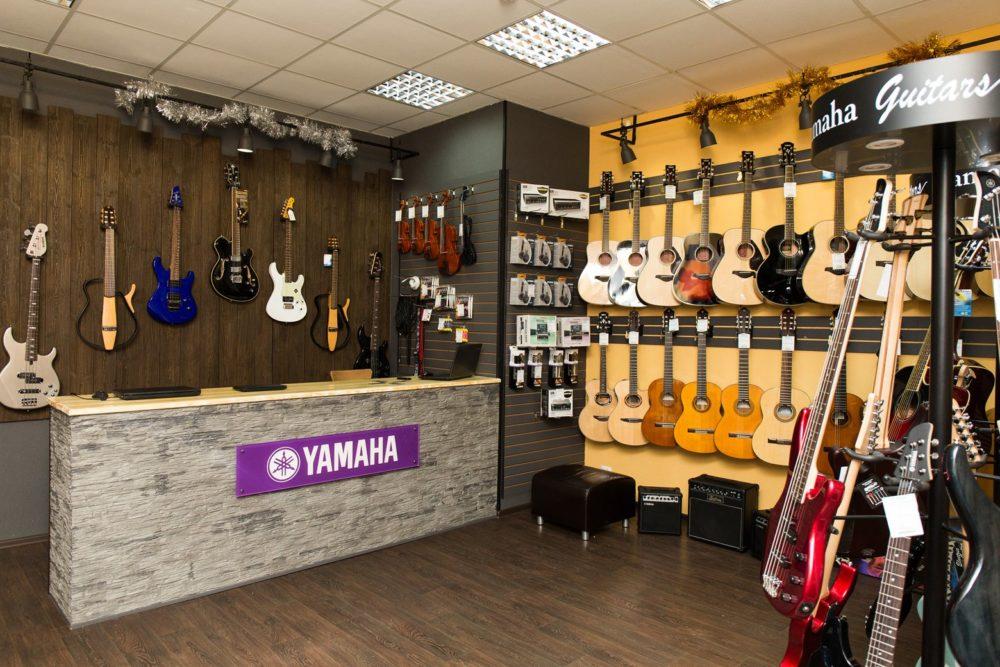 Как открыть магазин музыкальных инструментов