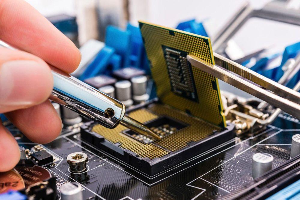 Как открыть ремонт компьютеров